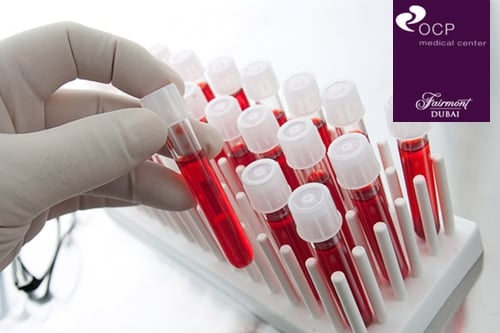 HIV Test in Dubai - OCP Medical Center